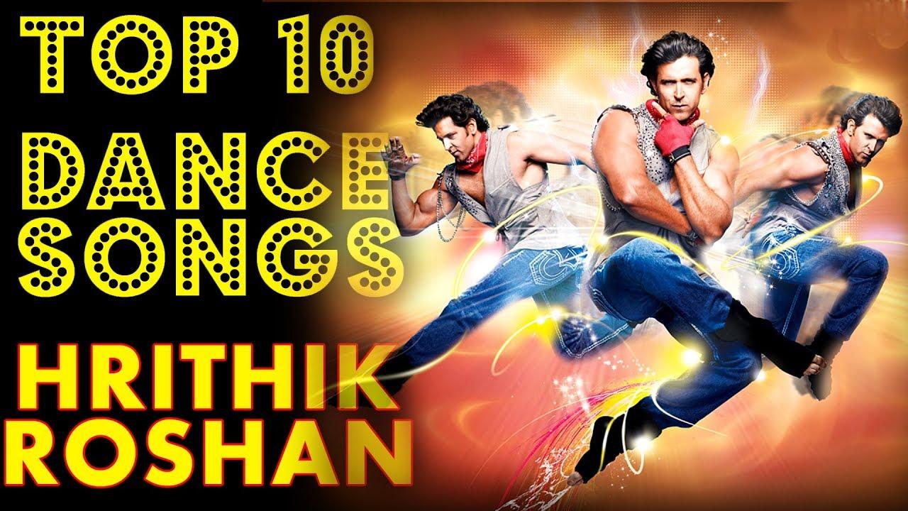 Download Hrithik Roshan's Top 10 Dance Songs Countdown    Best of Hrithik Roshan    Bollywood Josh