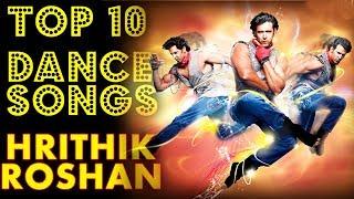 Hrithik Roshan's Top 10 Dance Songs Countdown || Best of Hrithik Roshan || Bollywood Josh