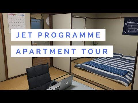 JET Programme 2017 - Wakayama Apartment Tour!