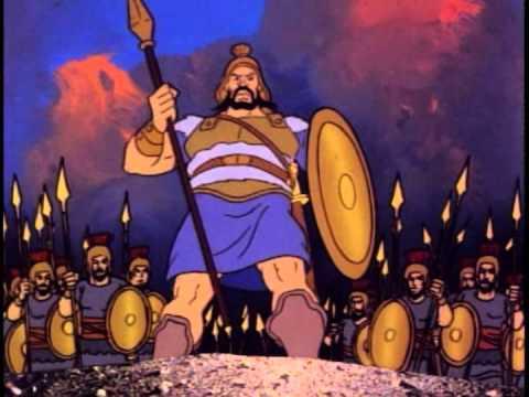 Trailer do filme Grandes Heróis da Bíblia - Josué e a batalha de ...
