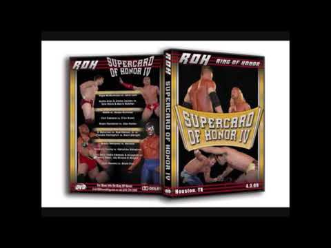 ROH Classics Supercard of Honor IV 2009 Review