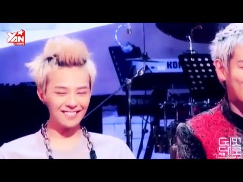 G-Dragon đốn tim fan bằng nụ cười chết người