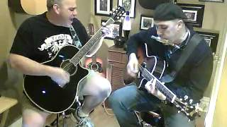 Hey Baby Bruce Channel  Cover by the miller Brothers