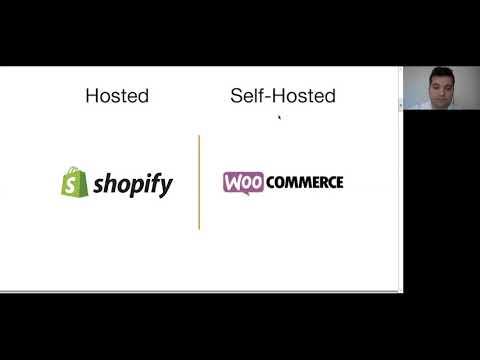 Choosing the right shopping cart platform  - WooCommerce VS Shopify