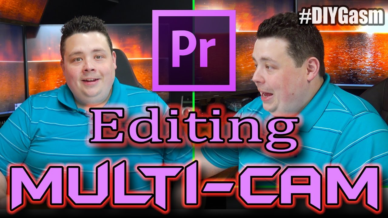 how to cut a video multiple videos premiere