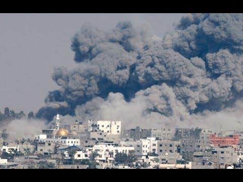 War on Gaza - A Family's Day Ramadan 2014 overshadowed by terror and war in Gaza