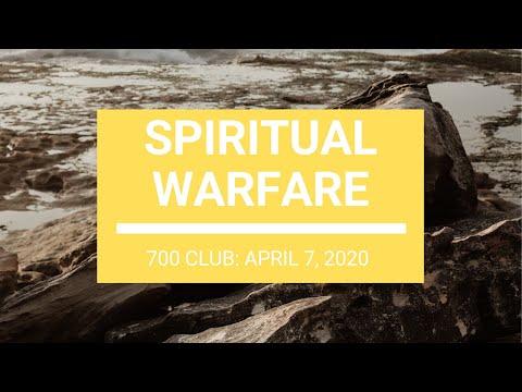 The 700 Club - April 7, 2020