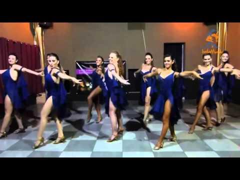 Baila Mundo - Ladies Style by Carine e Rafael (Latin Party 26/01/2014)
