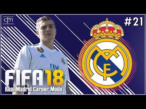 FIFA 18 Real Madrid Career Mode: Menghadapi Atlético, Dortmund, & Barcelona #21 (Bahasa Indonesia)