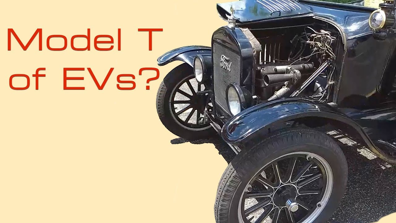 What Would The Model T Of Electric Cars Be Like