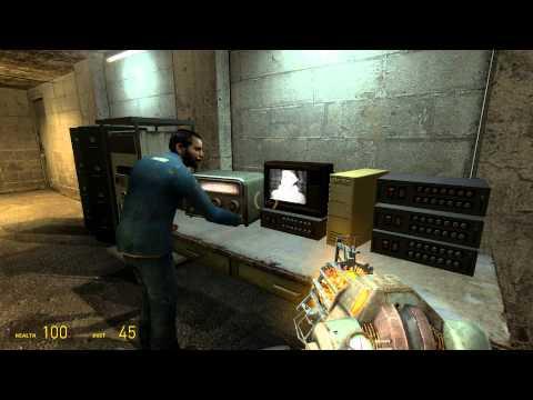 BHA Plays Half-Life 2 - Part 10 - Over here, Doctor Freeman
