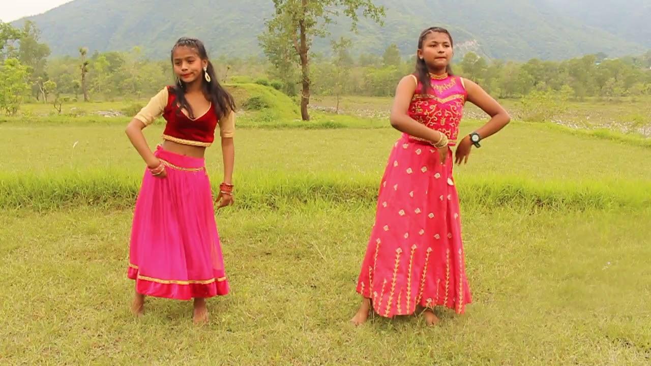 कमला  घिमिरेको दोस्रो गीत जिन्दगी || Dance Cover By [ Deepika Cheetri @ Rabina Cheetri]