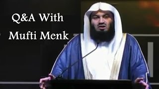 Ask Mufti Menk - Music, Dancing & Mixed gathering at Nikah?