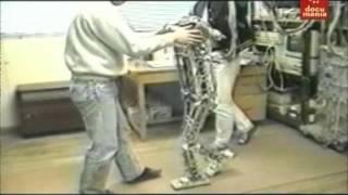"""Documental Tec. """"Mas alla de lo humano, Robotica"""""""