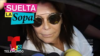 Alejandra Guzmán habló sobre la salud de Silvia Pinal | Suelta La Sopa | Entretenimiento