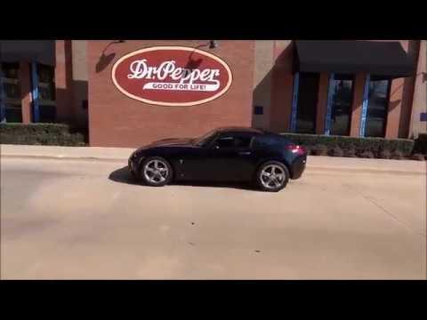 2009 Pontiac Solstice GXP Turbo