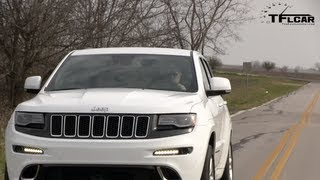 2014 jeep grand cherokee srt 0 60 mph launch control test