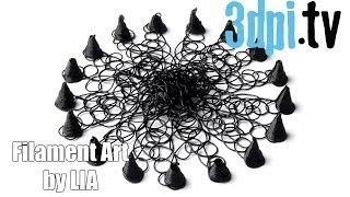 Net Artist Lia Explores The Parameters Of 3D Printing