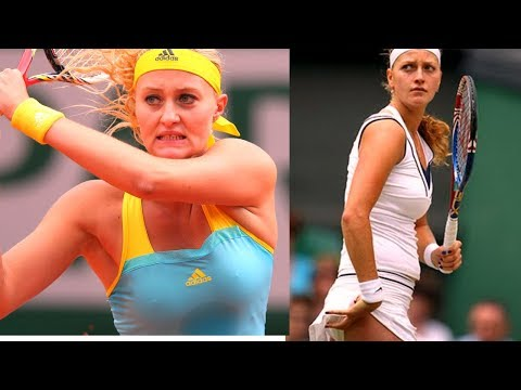 Petra Kvitova vs Kristina Mladenovic R2 2018 FINAL HD  ST. PETERSBURG