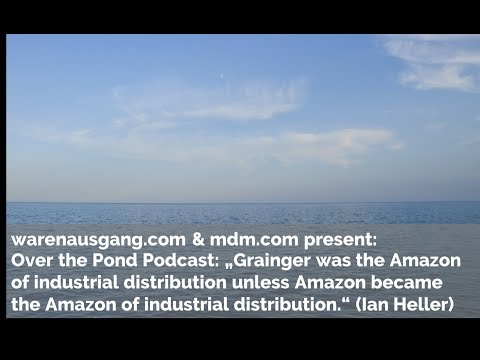 Industrial Distribution in the U.S. and Europe: Over the Pond Podcast with Ian Heller (mdm.com)