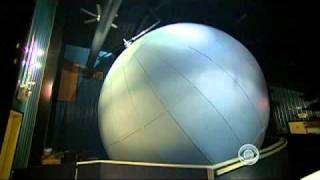 Man Builds Planetarium in Backyard