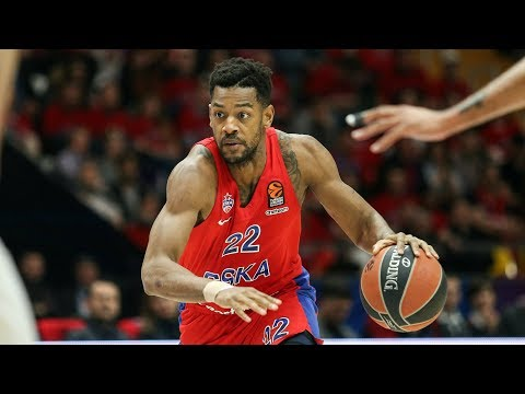 Cory Higgins BEST Highlights from 2018-19 Season ᴴᴰ - CSKA Moscow!
