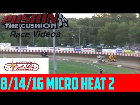 8/14/16 Angell Park Speedway Micro Heat 2