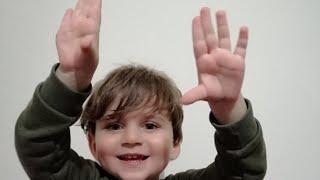 Tuna Miraç   Sayıları Saymaya ve Şarkı Söylemeye Çalışıyor   Eğlenceli Çocuk Videoları   Funny Kids