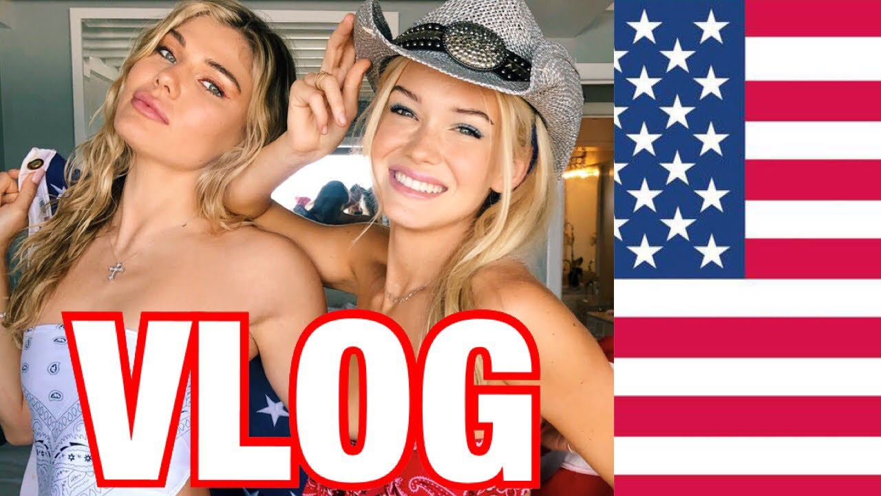VLOG: fourth of July rager and swim week prep
