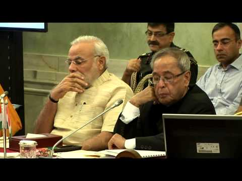 President inaugurates Conference of Chairmen, BoGs and Directors of IITs - 22-08-14