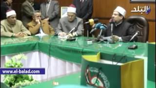 بالفيديو والصور.. وزير الأوقاف يكرم الفائزين في المسابقة البحثية بمناسبة المولد النبوي