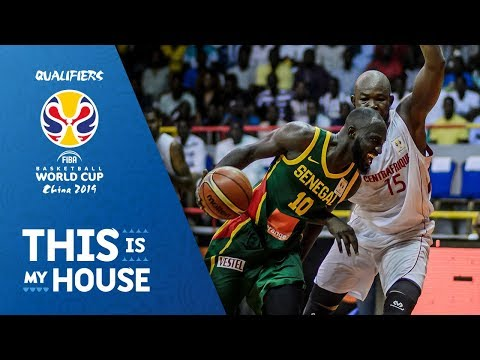 CAF v Senegal - Highlights - FIBA Basketball World Cup 2019 - African Qualifiers