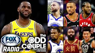 Chris Broussard - Is There a Double Standard on LeBron James VS. Other Star Players?