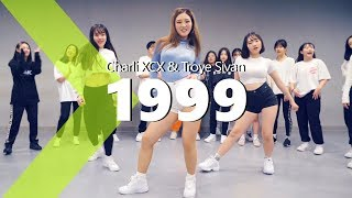 Charli XCX & Troye Sivan - 1999 / WENDY Choreography. Video