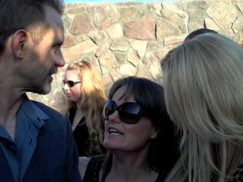 Micheal Biehn & Jennifer Blanc-Biehn Chat With Kate Rees Davies