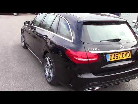 CarLease UK Video Blog | Mercedes C220 Estate  | Car Leasing Deals