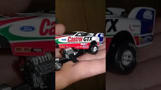 Diecast 1/64 funny car
