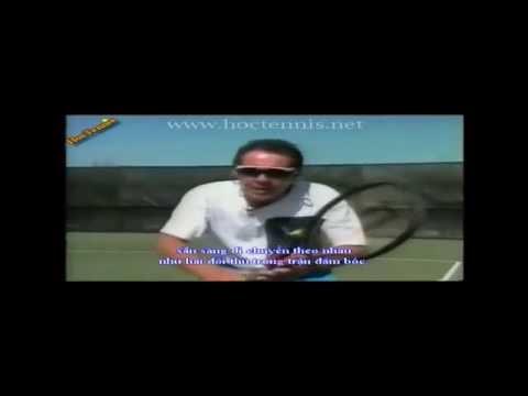 Học Tennis - Vô lê tennis - Hoctennis.net - 0963.221.048