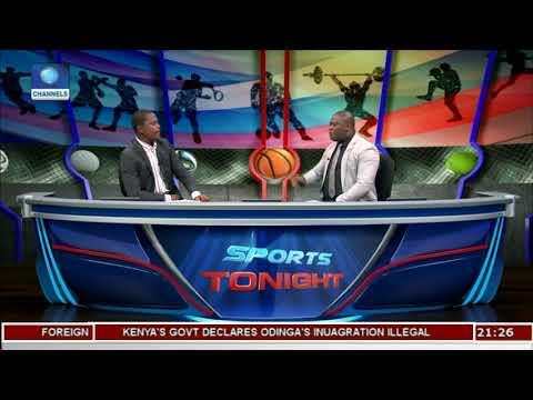 Wrestling Devt,Nigeria's CHAN 2018 Victory Against Sudan In Focus Pt.2  Sports Tonight 