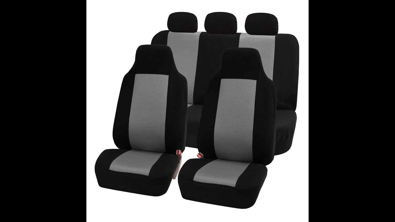Sandwich Fabric Seat Covers