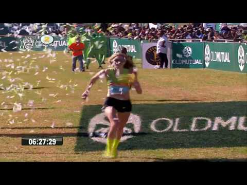 A blunder with a happy-ending... #2017Comrades