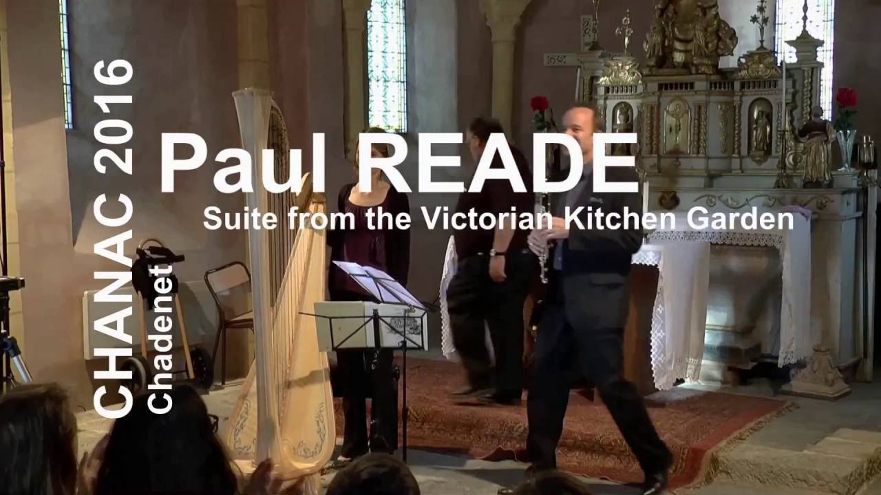 Paul Reade Suite From The Victorian Kitchen Gardenmp4 Youtube