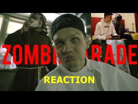 Martin - Zombieparade (Official Video) | Halloweenspecial - REACTION