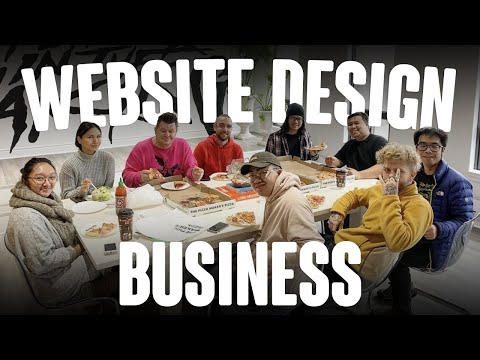 HOW TO BUILD A SUCCESSFUL WEBSITE DESIGN BUSINESS?
