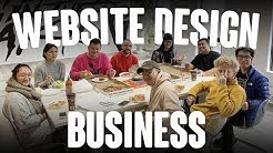 How to Build a Successful Website Design Business