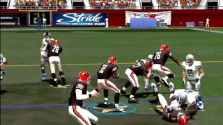 Foot Planting and Blocking in APF 2k8 is far superior to Madden.
