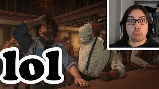Pothead Plays Read Dead Redemption 2 LIVE #14