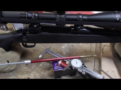 How to Work Up a Load - Rifle Shooting