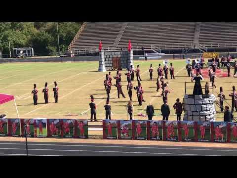 Mid-Carolina Marching Band Upper State 2017