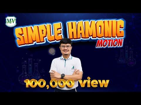 ฟิสิกส์ ม.5 EP.1 การเคลื่อนที่แบบฮาร์มอนิกอย่างง่าย